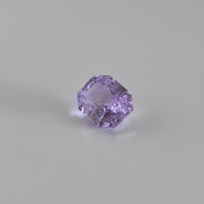 untreated natural lavender sapphire