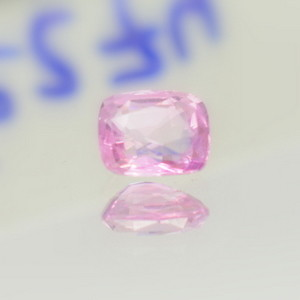 2274 1 - 3.03ct carats Peach Pink sapphire (sold?)
