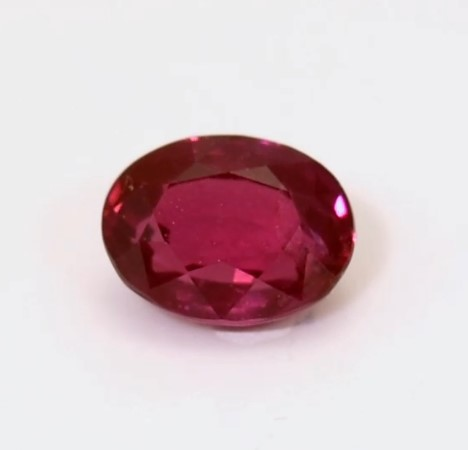 untreated natural ruby